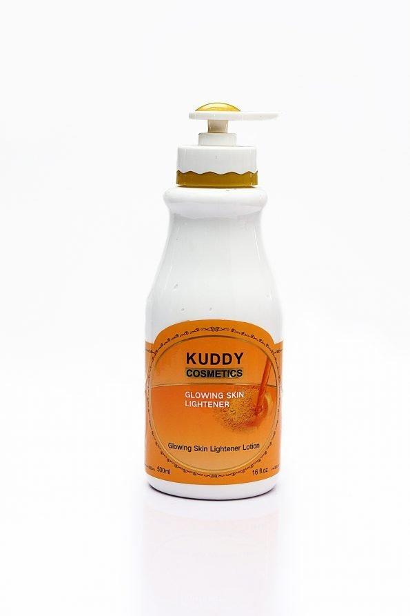 Kuddy Glowing Skin Lightener Body Lotion - 500ml-0