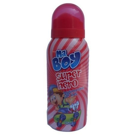 Ma Boy Perfumed Spray For Kids, Super Hero (75ml)-0