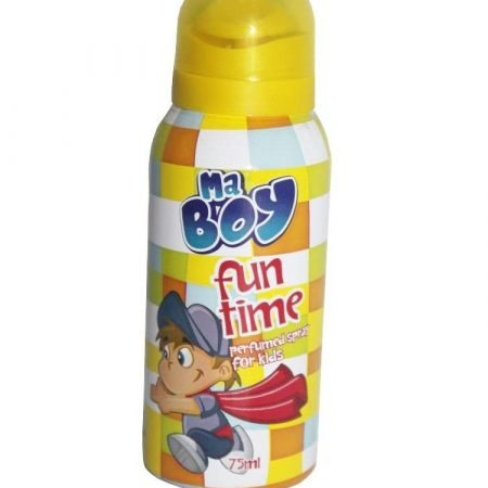 Ma Boy Fun Time Perfumed Spray For Kids 75ml-0