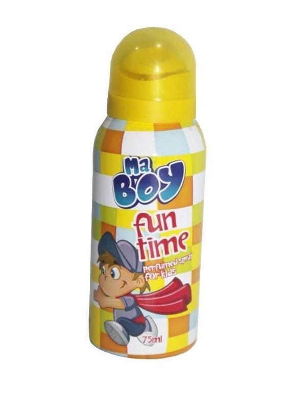 Ma Boy Fun Time Perfumed Spray For Kids 75ml-0
