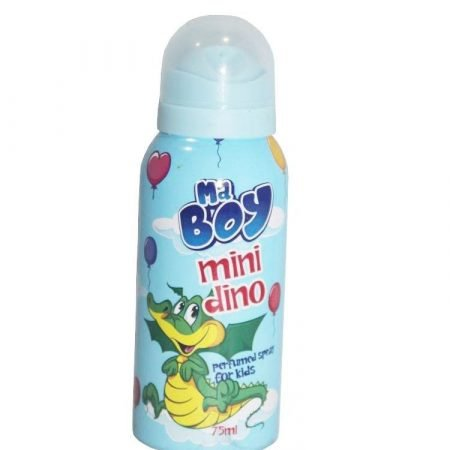 Ma Boy Mini Dino Perfumed Spray for Kids 75ml-0