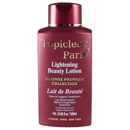 Topiclear Paris Beauty Lotion- Intense Premium Collection- 500ml