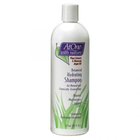 AtOne With Nature Botanical Hydrating Shampoo 16oz-0