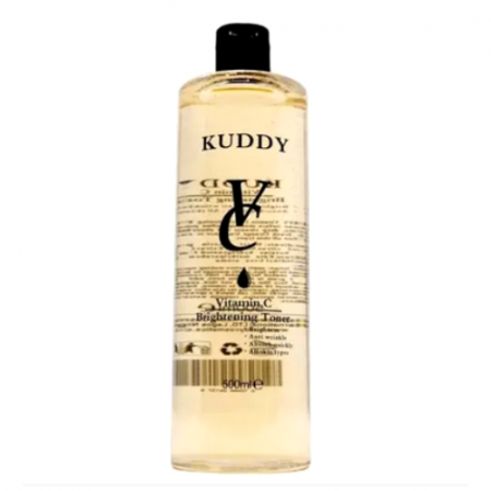 Kuddy Vitamin C Brightening Toner