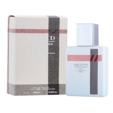 No.002 by Brand Collection Perfume for Men - Eau de Toilette 25ml-0