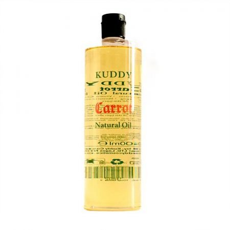 Kuddy Brightening Carrot Body Oil- 500ml