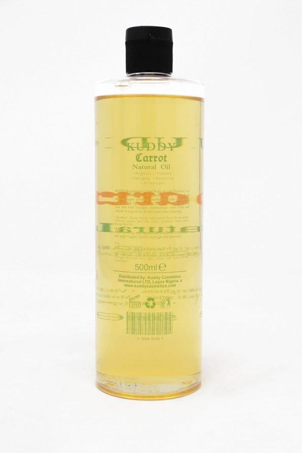 Kuddy Brightening Carrot Oil- 500ml-0