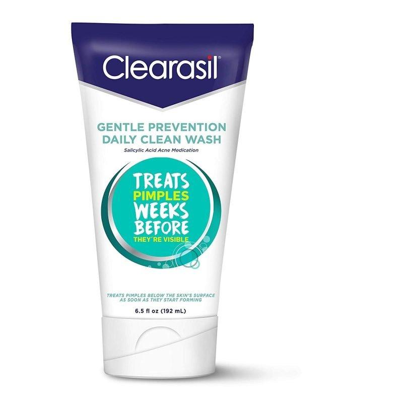Clearasil Daily Clear Hydra-Blast Face Wash, Acne medication 6.5 oz,-0