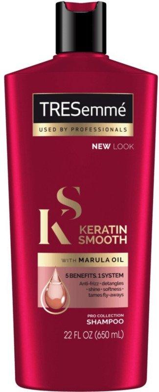 TRESemme Keratin Smooth Shampoo 22 oz-0