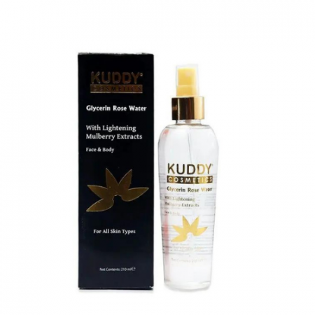 Kuddy GLYCERIN ROSE WATER WITH LIGHTENING MULBERRY EXTRACTS
