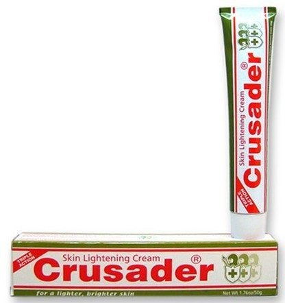 CRUSADER Skin Lightening Cream Regular Formula 1.76 oz