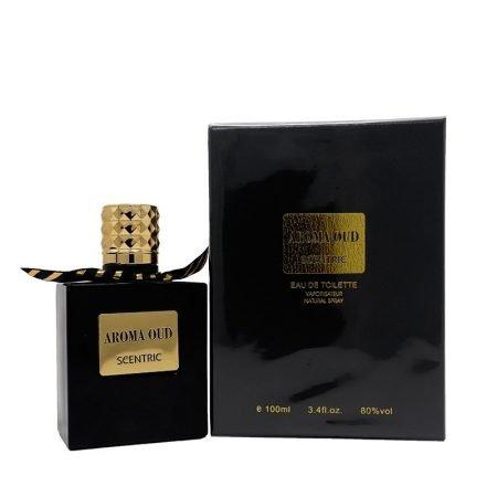 Scentric Aroma Oud Eau De Parfum- 100ml