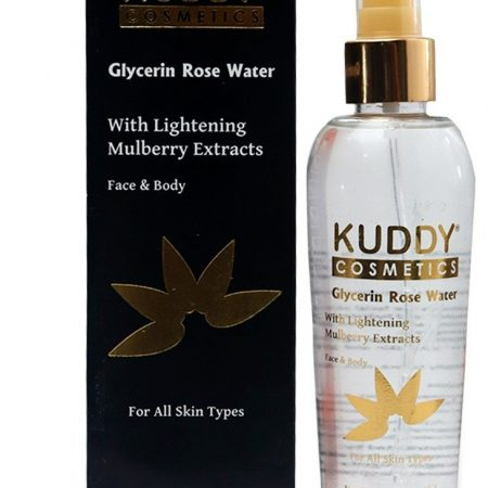 Kuddy GLYCERIN ROSE WATER WITH LIGHTENING MULBERRY EXTRACTS-0