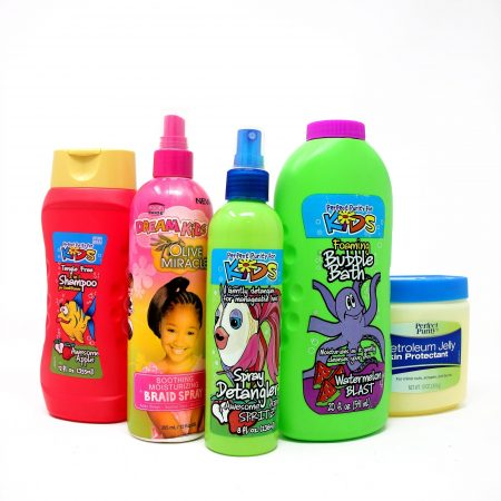 Dream Kids Hair + Perfect purity Hair Care Bundle -0