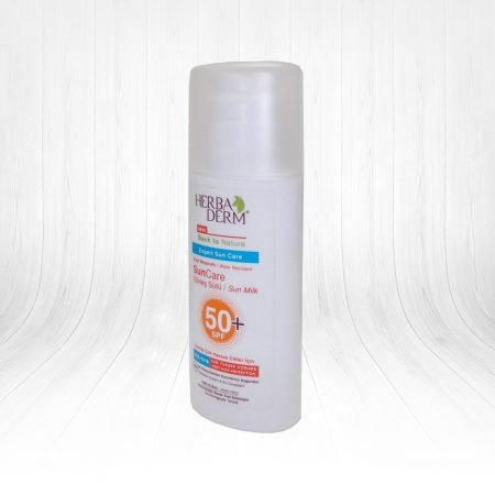 Herba Derm Sun Protection Milk Spf 50+ – 150ml