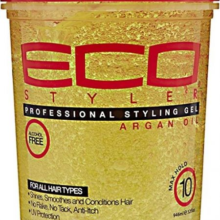 Eco Styler gel with Moroccan Argan Oil 32 Oz-3416