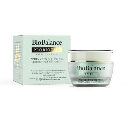 Bio Balance Probiotic Wrinkles & Lifting Restorative Night Cream- 50ml-0