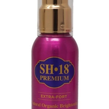 SH18 PREMIUM NATURAL ORGANIC BRIGHTENING SERUM 50 ML-0