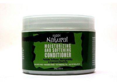 Kuddy Cosmetics Natural Moisturizing & Softening Conditioner