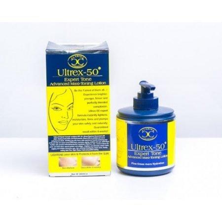 Clarins Chemistry Ultrex-50 Advance Maxi Tone Lotion –   Expert Tone