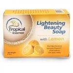 Tropical Essence Lightening Beauty Soap with Lemon