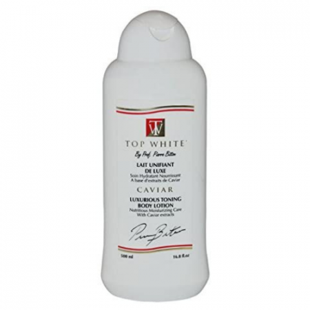 Top White Skin Lightening Body Lotion 500ml