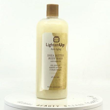 Lighten Up Anti Aging shea Butter Body Wash 1000ml