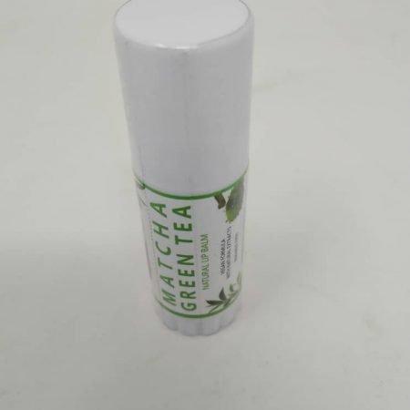 Beauty Treats Natural Lip Balm-Matcha Green Tea 5g