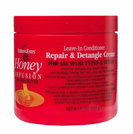StrongEndsLeave-In ConditionerRepair & Detangle Cream (16 oz)
