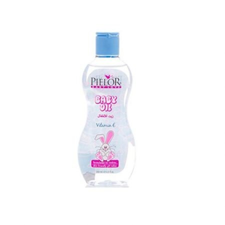Pielor Baby Oil with Vit E – 400ML