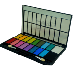 Absolute Perfect Eighteen Colors Eyeshadow Palette