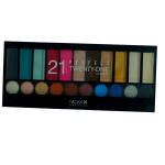 Nicka K New York Perfect Twenty-One Eyeshadows & Blushes Makeup Pallete