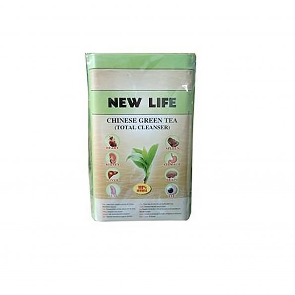 new life chinese green tea