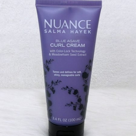 nuance blue agave curl cream