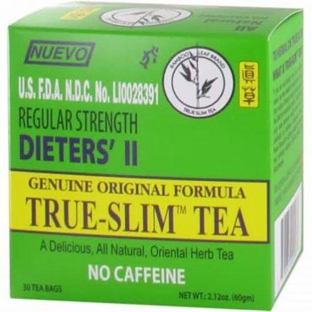 nuevo true slim tea