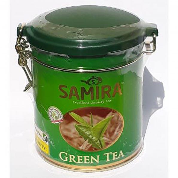 samira green tea