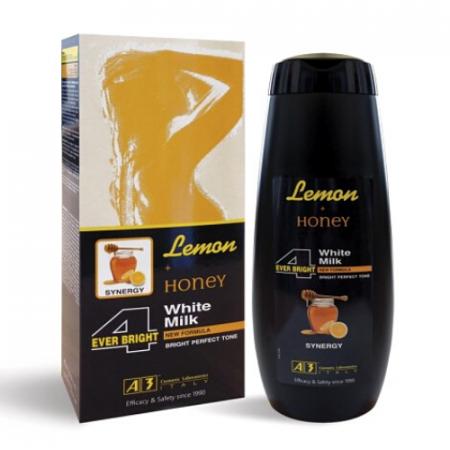 A3 Lemon + Honey White Milk 400ml