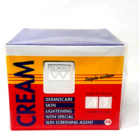 A3 Medicated Dermocare Cream Spf – 400ml