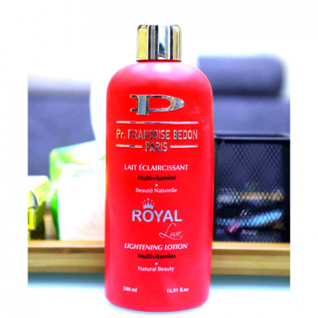Bedon Lotion Royal Lightening Lotion – 500 ml