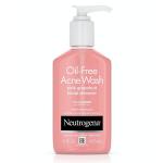 Neutrogena Oil Free Acne wash Pink Grape Fruit Facial Cleanser – 6oz