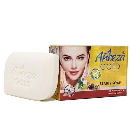 Aneeza Gold Beauty Soap – 90g