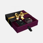Afnan Supremacy Noir+ Purple EDP 100ml Gift set