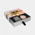 Afnan Supremacy Silver + Pink EDP 100ml Gift set