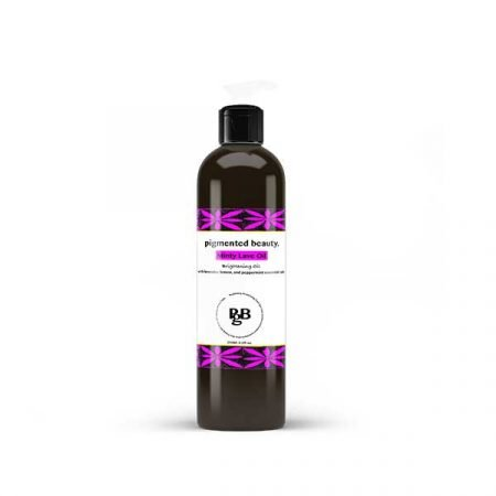 Pigmented Beauty – Minty Lave Oil – Brightening Oil – 250ml