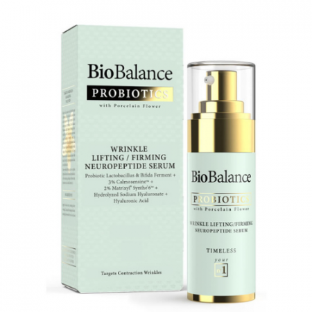 Bio Balance Probiotic Lifting/Firming Neuropeptide Serum – 30ml