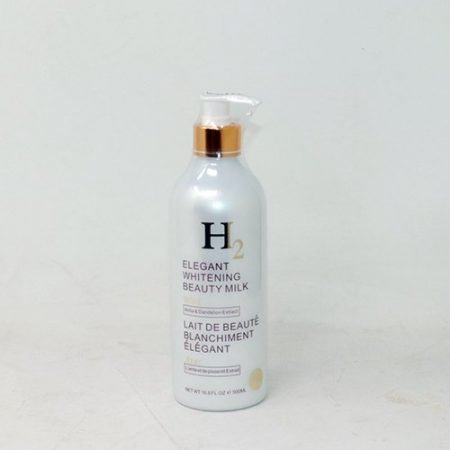 H2 Elegant Whitening Beauty Milk – 16.8 Fl.oz