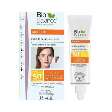 Bio balance Even Tone Aqua Fusion SPF50+