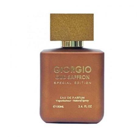 Giorgio Oud Saffron Special Edition EDP 100ML