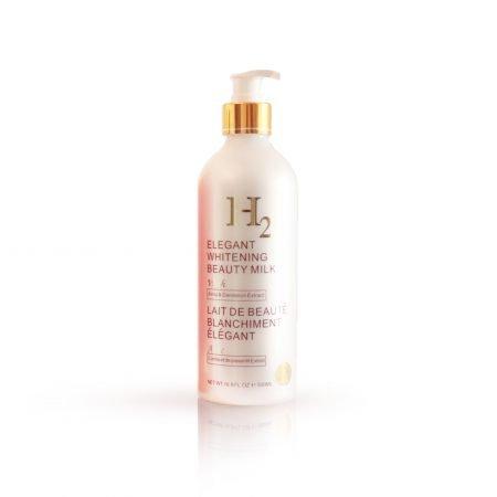 H2 Elegant Whitening Beauty Milk – 16.8 Fl.oz