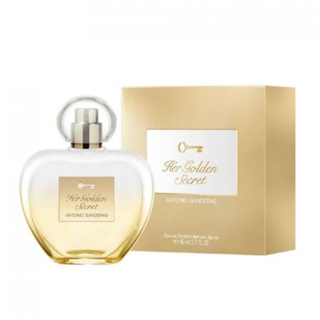 Her Golden Secret Antonio Banderas for Seductive women- 80ml